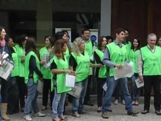 Equipe.  Ao todo, 1.600 residências de Betim serão visitadas por 105 pesquisadores  durante um mês