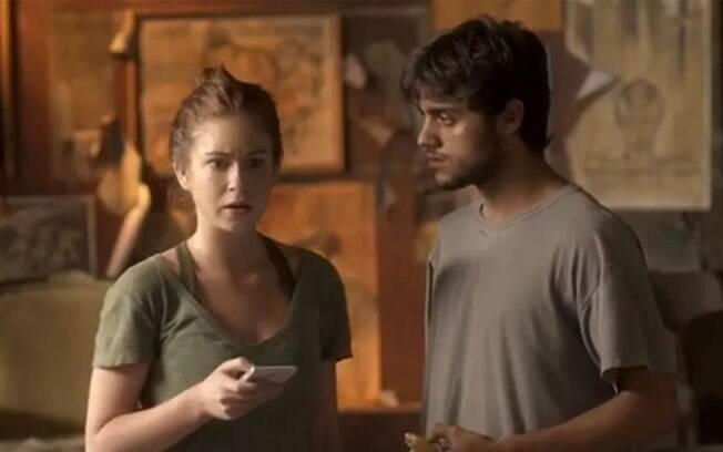 Eliza aceita se mudar para a casa de Arthur e surpreende Jonatas