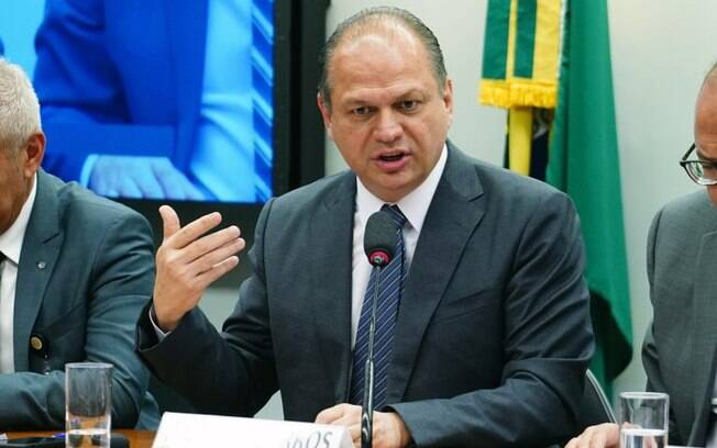 Líder do Governo na Câmara, deputado Ricardo Barros