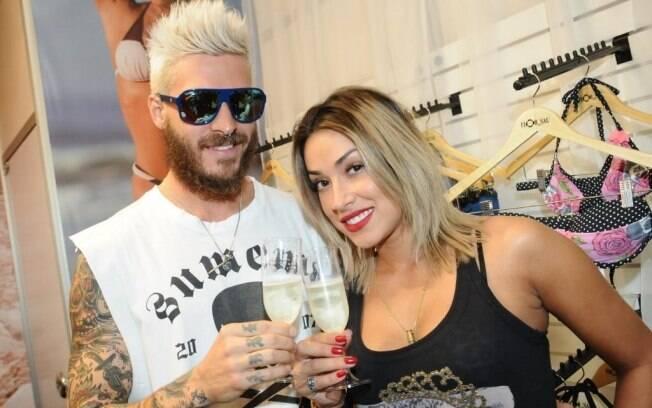 Mateus Verdelho fala sobre Dani Bolina: