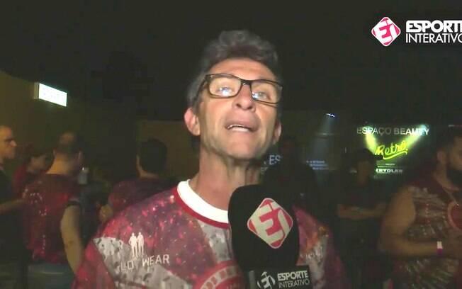 Neto disparou contra Neymar em entrevista ao Esporte Interativo