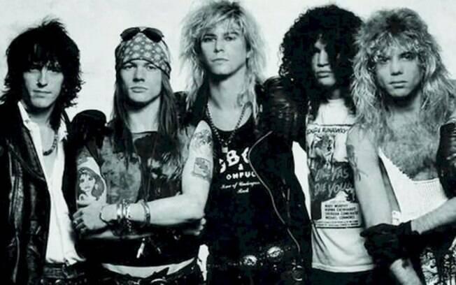 "Guns N' Roses: ""Sweet Child O' Mine"" bate 1 bilhão de plays no Spotify"
