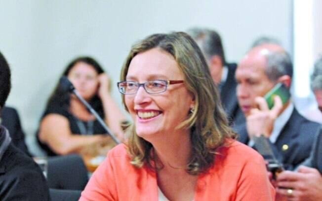 Maria do Rosário é autora do projeto PL-7582, que substitui o PL 122, que previa a criminalização da homofobia