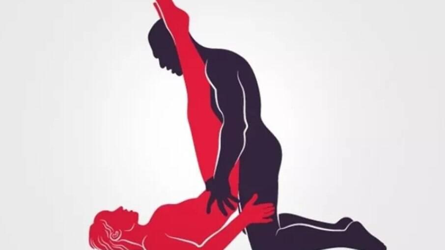 Ao levantar as pernas, os músculos da vagina se contraem e facilitam o acesso ao ponto G