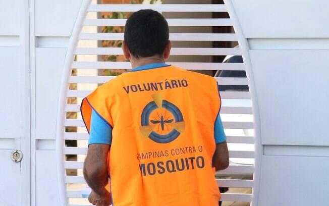 Campinas chega a 3.918 casos de dengue neste ano