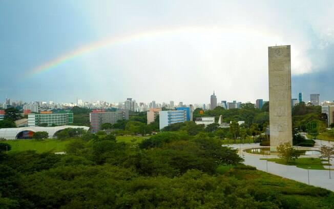 RANKING CWUR - Posição no País: 1ª) Universidade de São Paulo (USP). Foto: Cecília Bastos/Divulgação USP
