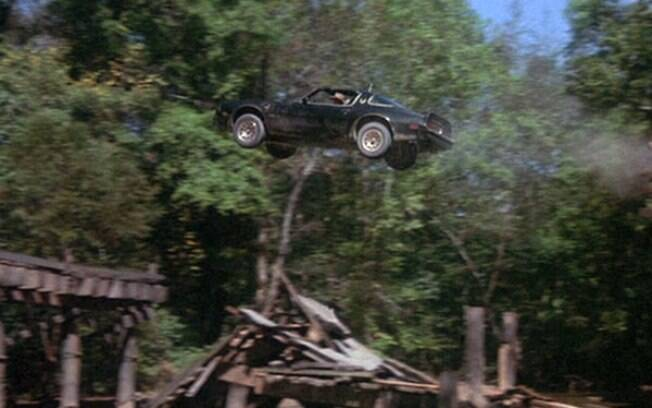 Pontiac Firebird Trans AM 1977 - Smokey and the Bandit