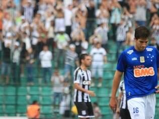 Poupado, Lucas Silva só entrou na segunda etapa do empate com o Figueira