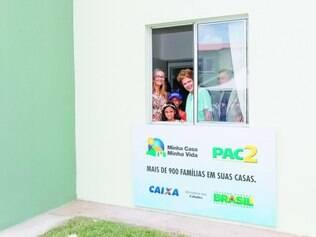 Agenda. Entrega de moradias do Mina Casa, Minha Vida, na Bahia, foi a primeira de uma série de viagens que a presidente Dilma fará