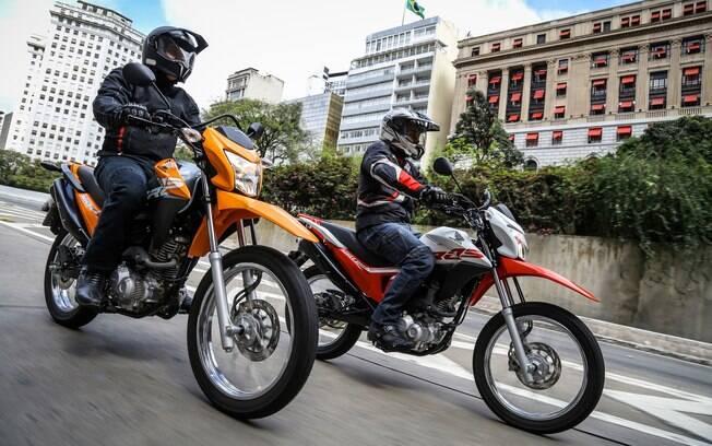 Honda NXR 160 Bros é uma das opções de trail da marca japonesa, que acaba de receber os freios combinados