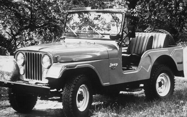 O Jeep Willys nacional da década 1960 é uma raridade desejada pelos fãs do lendário veículo