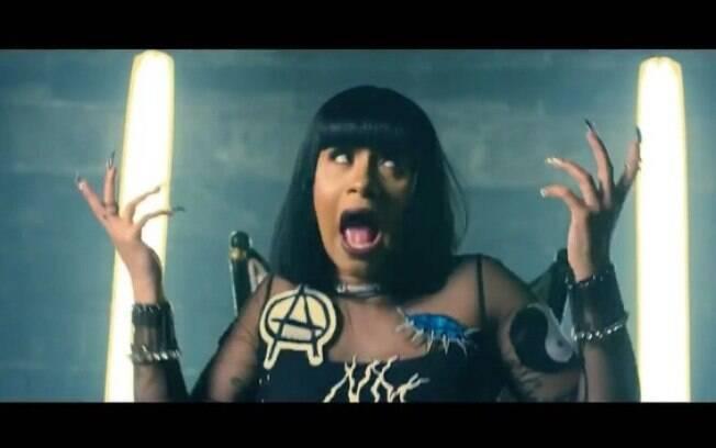 O clipe da canção Bodak Yellow já ultrapassou a margem de 420 milhões de views no Youtube