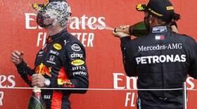 Hamilton vence o GP da Rússia e garante sua 100ª vitória