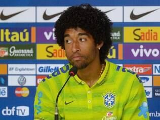 Dante terá a oportunidade de ser titular no penúltimo amistoso do Brasil antes da Copa do Mundo