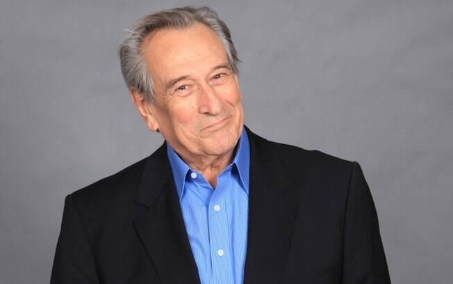 O ator Paulo Goulart faleceu em 2014 aos 81 anos, devido a um câncer na região entre os pulmões