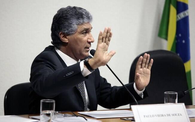 Paulo Vieira de Souza, ex-diretor da Dersa-SP, apontado como operador de propinas do PSDB