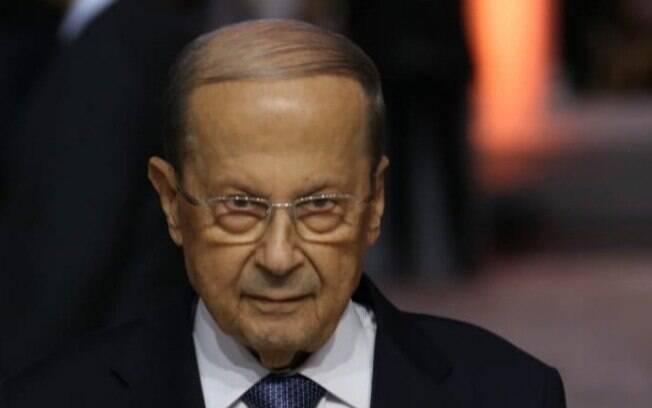 Presidente do Líbano considera ataques de Israel como