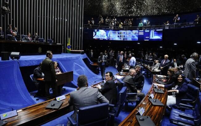 Texto só foi incluído na pauta do Senado por meio de um acordo entre os líderes partidários e o presidente da Casa