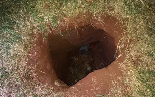 Túnel cavado pelos membros do PPC fica a penas 25 metros de uma guarita do presídio no Paraguai