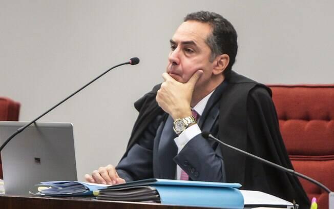 Luís Roberto Barroso, relator do processo em que Cunha faz exigências sobre impeachment