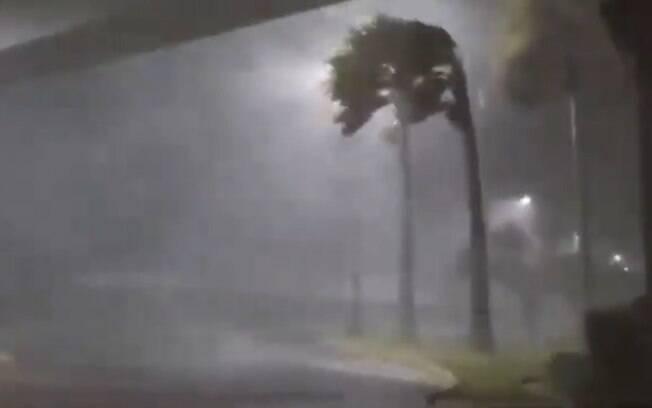 Furacão atingiu estados do Sul dos EUA