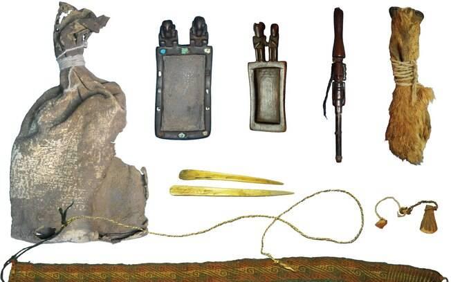 Pacote encontrado na Bolívia teria cerca de mil anos e pertence a ancestrais indígenas