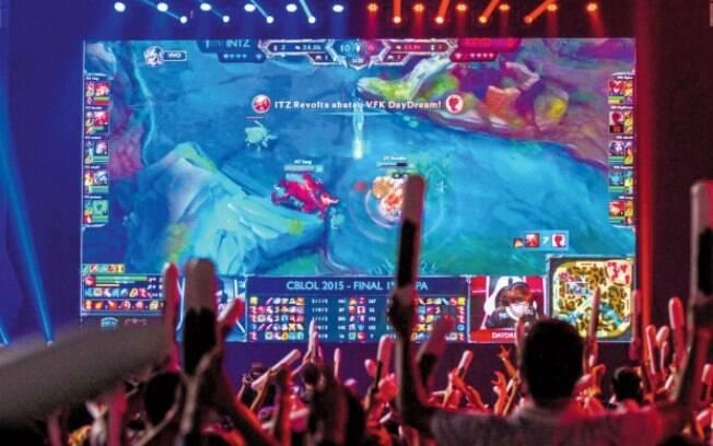 China terá curso superior em eSports no segundo semestre de 2017