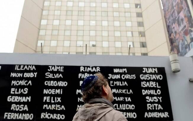 Representante máximo da AMIA, rabino Gabriel Davidovich foi agredido por assaltantes