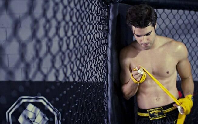 Felipe Lima, de 'Sangue Bom', posa para o iG