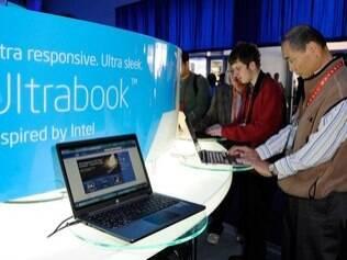 Ultrabooks devem ser as primeiras máquinas a receber os novos chips da Intel
