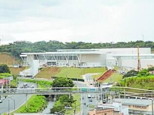 Novo. O shopping Monte Carmo, em Betim, é um dos grandes empreendimentos inaugurados nos últimos anos na região de BH