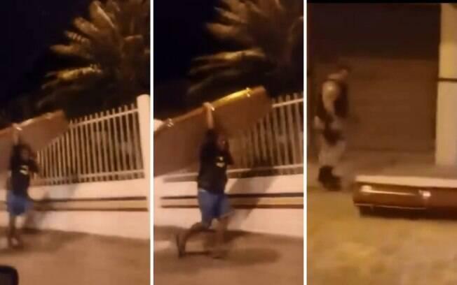 Depois de furtar e tentar vender o caixão, o homem foi preso em Minas Gerais
