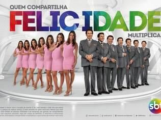 Nova campanha do SBT compara a imagem de Patricia Abravanel a de Silvio Santos pela primeira vez