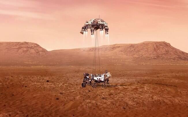 Saiba como serão os 100 primeiros dias do Perseverance em Marte