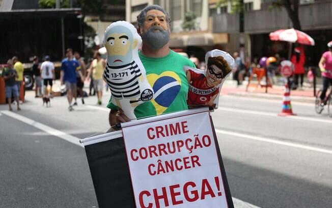 Protesto em SP. Foto: Renato S. Cerqueira/Futura Press - 13.12.15