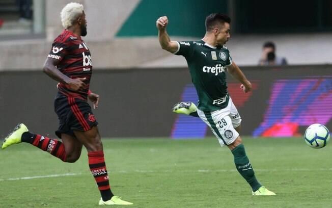 Palmeiras se manifestou contra o adiamento da partida