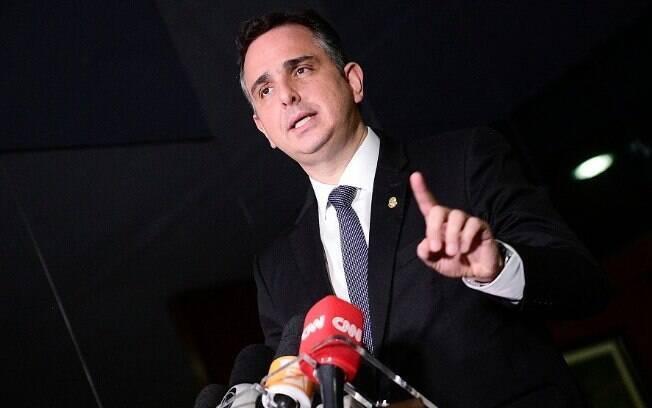 Rodrigo Pacheco queria ampliar o leque da investigação da comissão no Senado