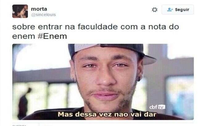 memes do ENEM