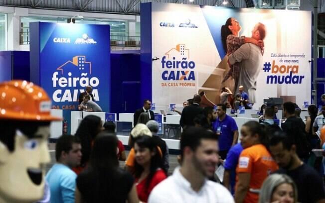 Feirão da Casa Própria, encerrado no domingo (25), aconteceu em 14 cidades do Brasil