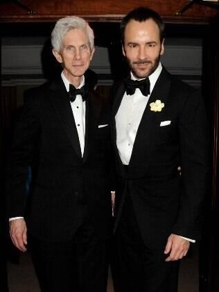 O casal na festa pós BAFTA de 2010