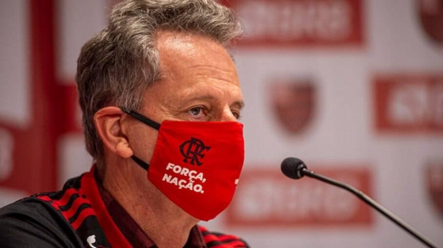 Flamengo deve pegar empréstimo de R$ 35 mihões