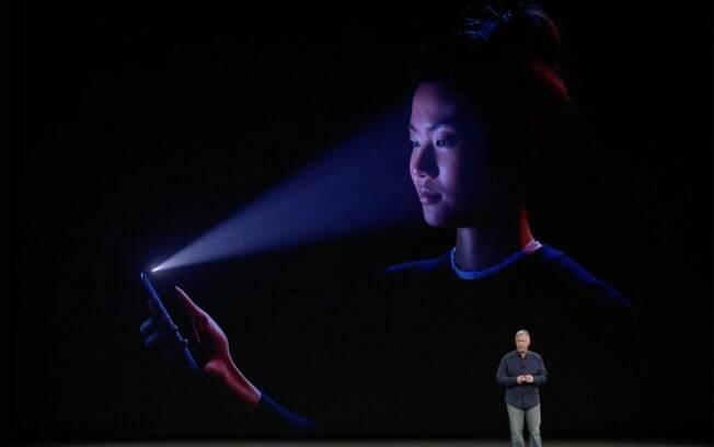 Reconhecimento facial da Apple deve ser ser inteligente o suficiente para não ser enganado por fotos planas, impressas - ou até mesmo em máscaras 3D