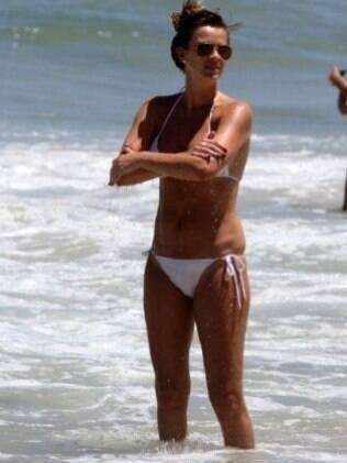 Letícia Birkheuer: de volta à boa forma