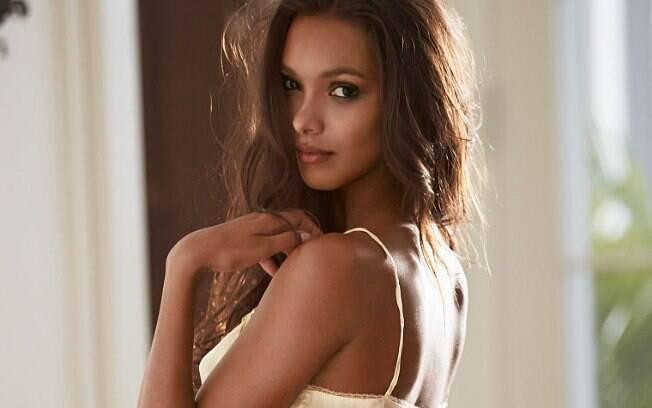 Lais Ribeiro é mais uma das brasileiras que se destaca como uma das Victoria Secret's Angels