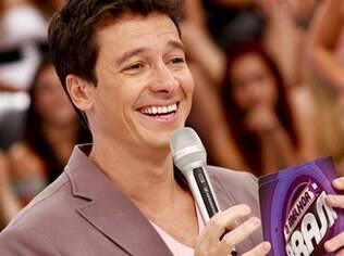Rodrigo Faro, novato na 'batalha dos domingos'