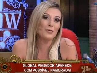 Andressa Urach conta que já ficou duas vezes com Cauã Reymond