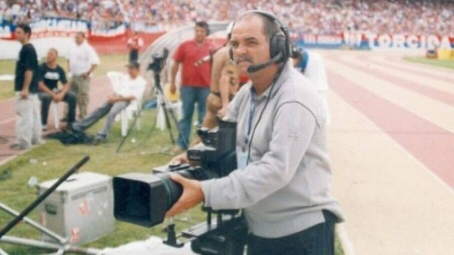 Cleber Schettini atuou durante 46 anos como repórter cinematográfico da TV Globo e deixou a empresa em 2018