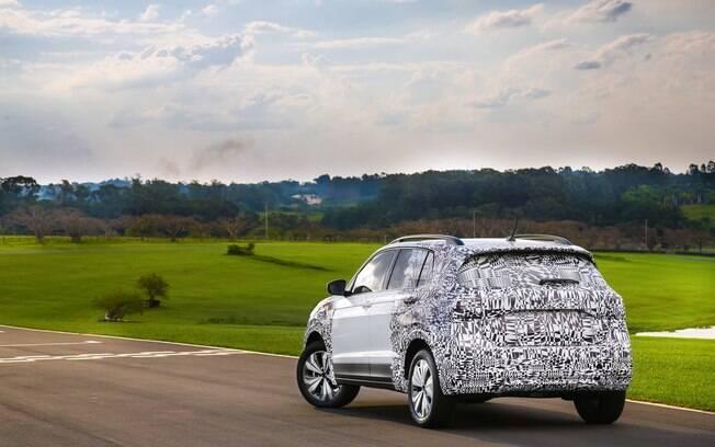 O VW T-Cross aposta em dois motores turbinados para surpreender os clientes de Jeep Renegade, Honda HR-V e Nissan Kicks
