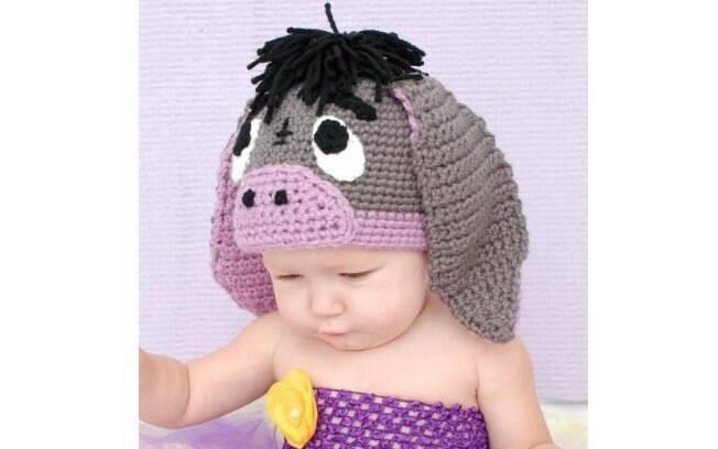 Outros personagens podem enfeitar a cabeça das crianças. Foto  Pinterest  Craftsy b55ab44a62b