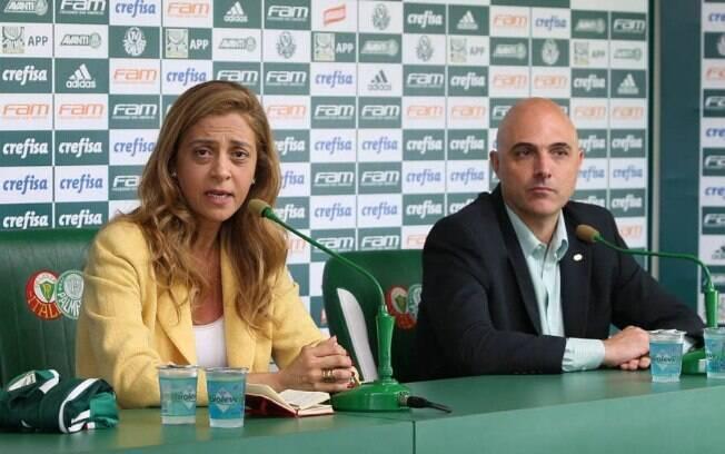 Leila fez forte campanha política para o resultado ser positivo e favorecer a atual gestão do seu aliado, Maurício Galiotte